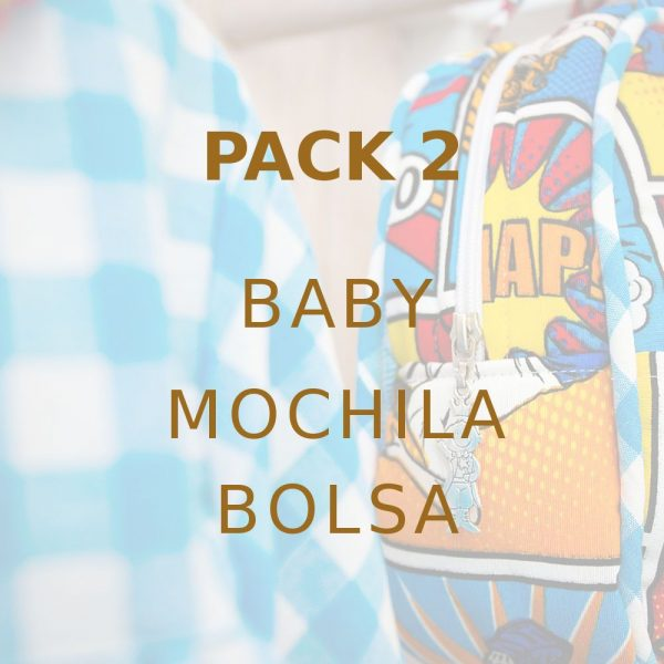 Al cole con Badum Pack 2