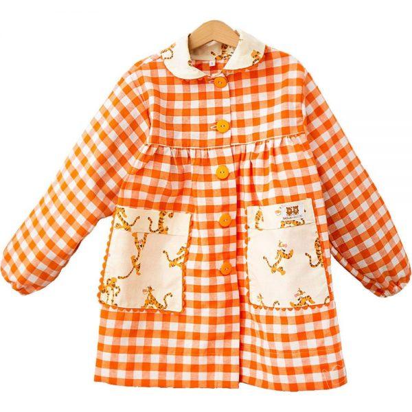 Baby Colegio Vichy Naranja y Tiger