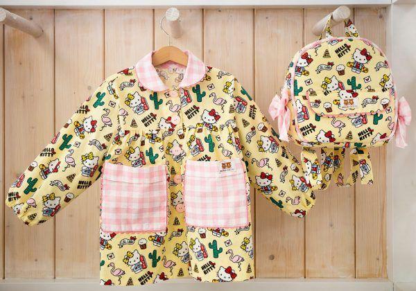 Baby Hello Kitty y Mochila Hello Kitty