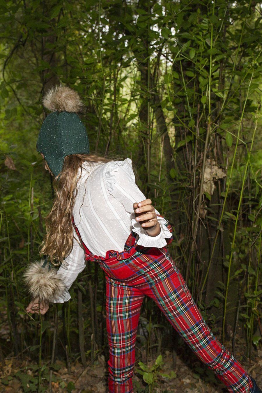 Pantalón tirantes Escocia