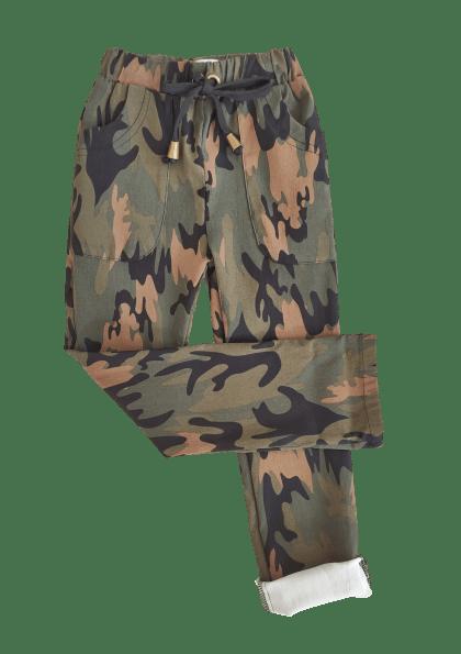 Pantalón camuflaje UNISEX