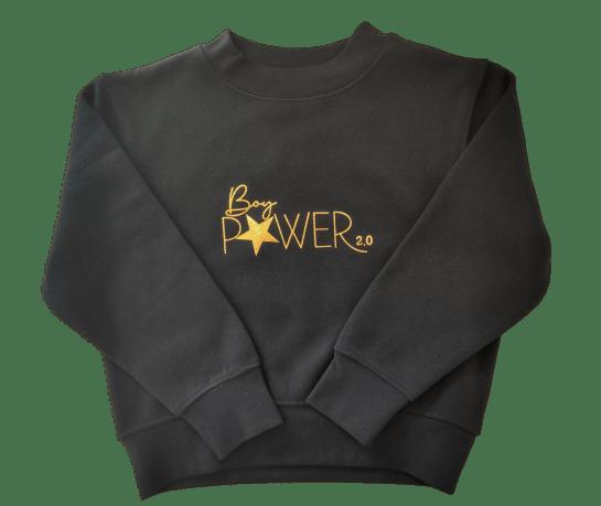 Sudadera Boy Power 2.0