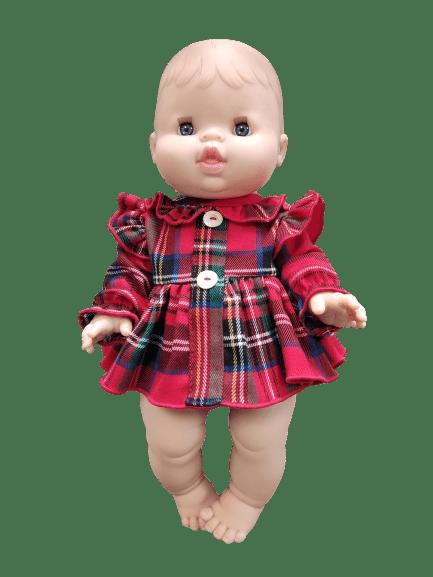 Muñeca Carlota Escocia