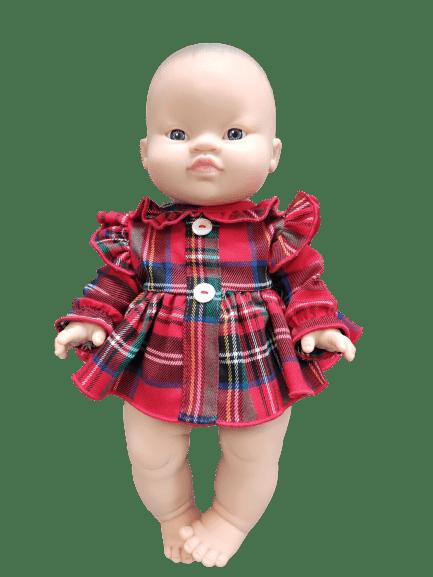 Muñeca Lola Escocia