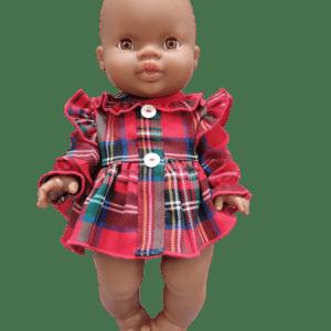 Muñeca Sofía Escocia