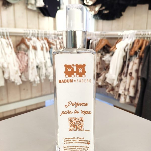 Perfume Badum Badero 250ml